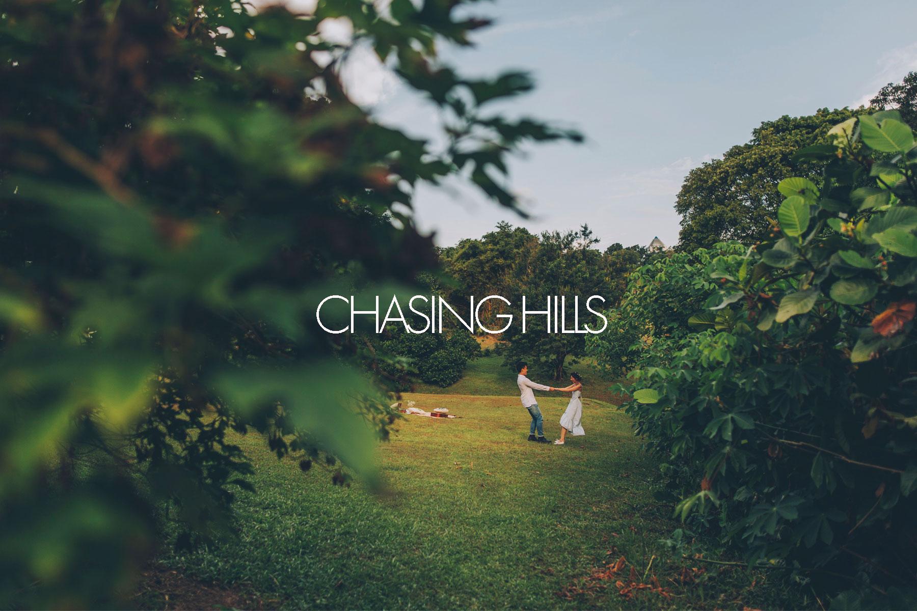 wildest dreams chasing hills